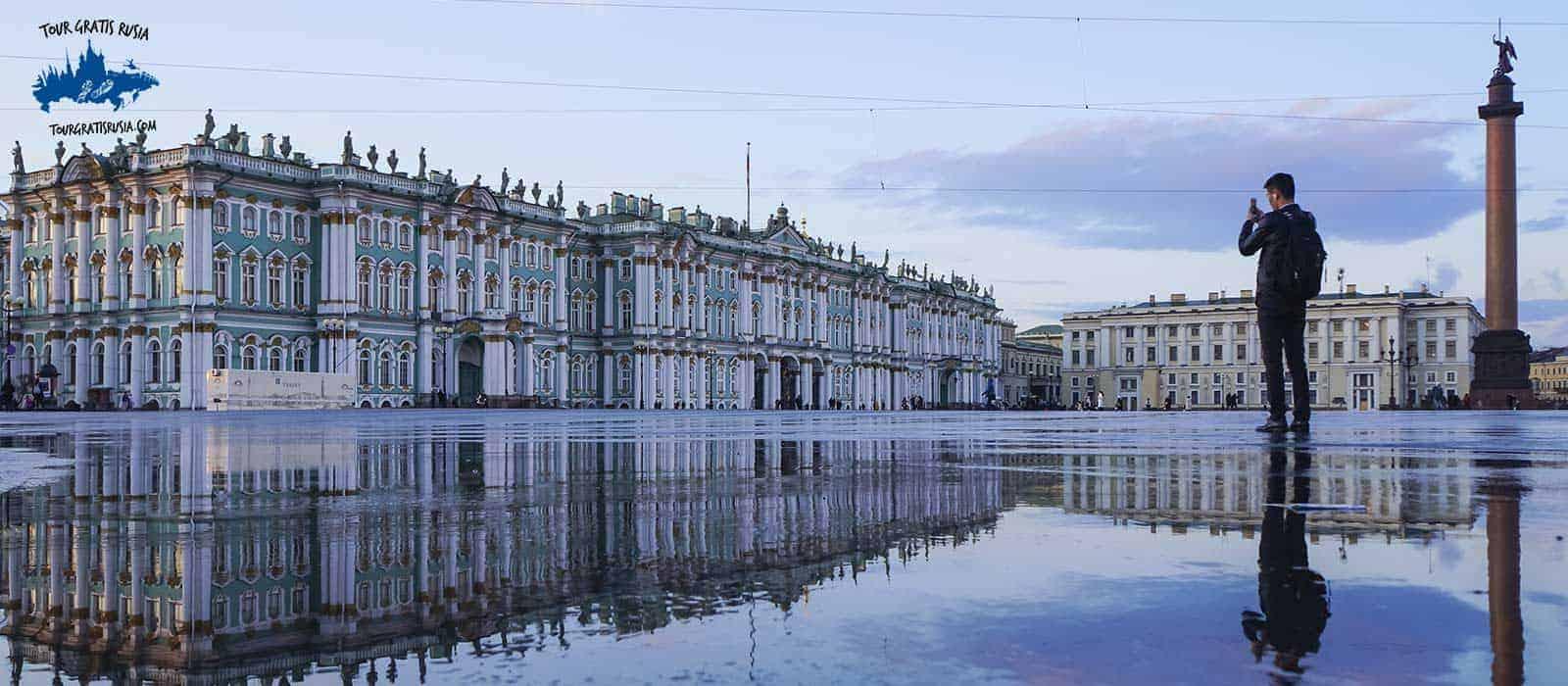 Tour día completo para cruceristas en San Petersburgo