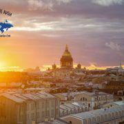 Conocer San Petersburgo desde la altura; Conocer San Petersburgo desde la altura; Pasear por los tejados de Petesburgo; Tour por losTejadosde San Petersburgo