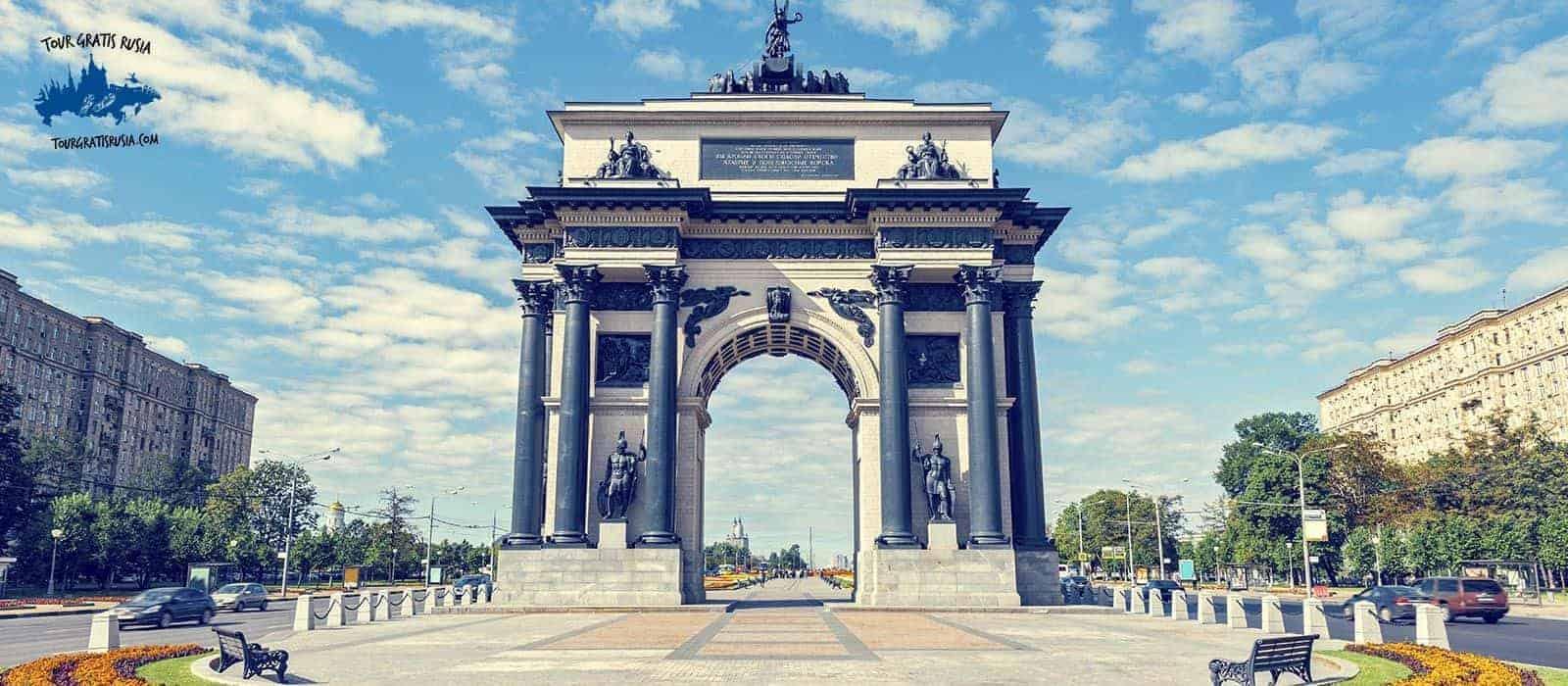 Tour Paquete largo centro – gratis, metro y Segunda Guerra en Moscú