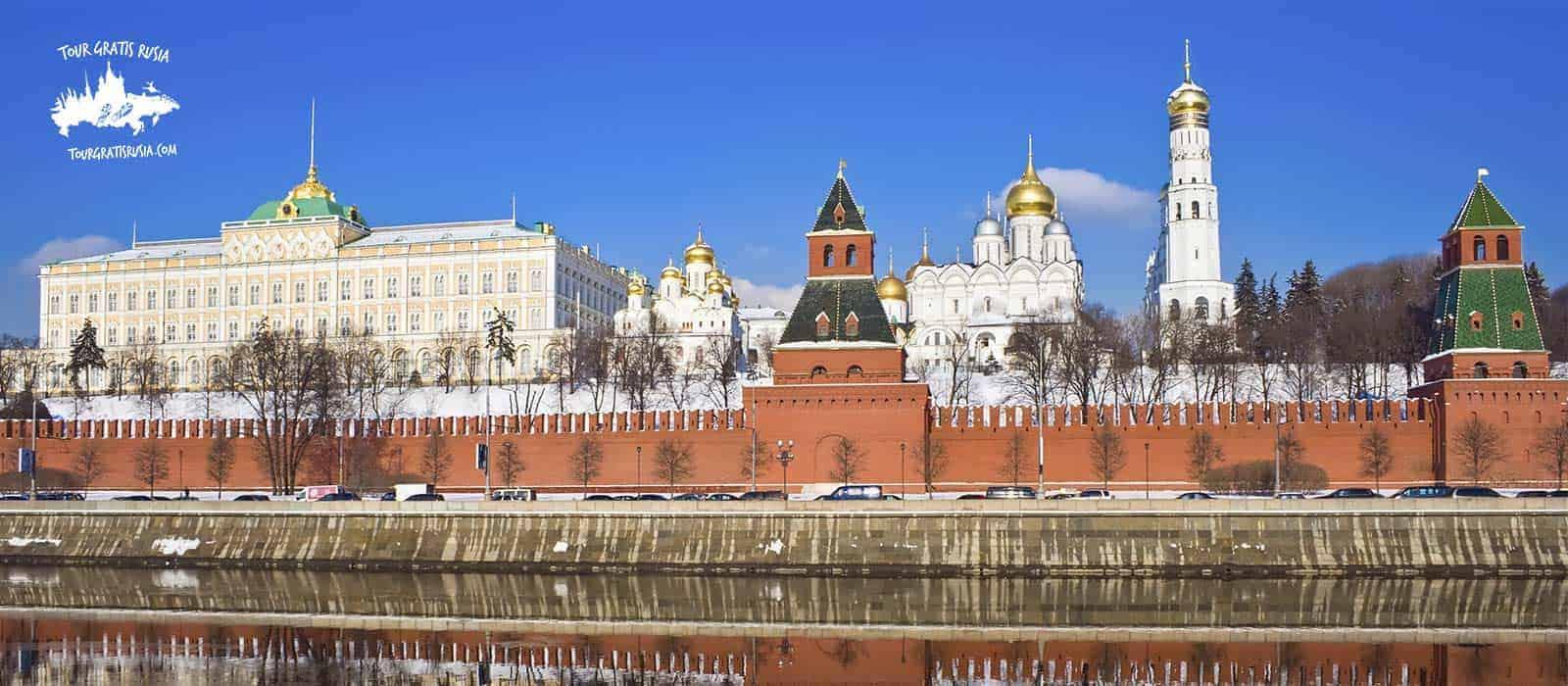Tour en Kremlin Territorio y Catedrales