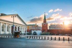 Tour en Kremlin Territorio y Catedral