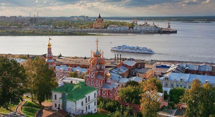 Que visitar en Nizhny Novgorod; Conocer Nizhny Novgorod; Recorrer Nizhny Novgorod.