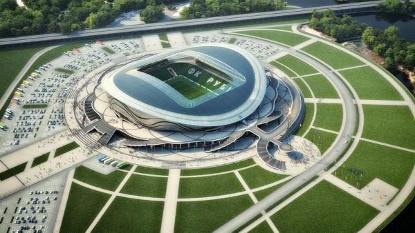Sobre el Estadio en Kazan para la Copa Mundial 2018