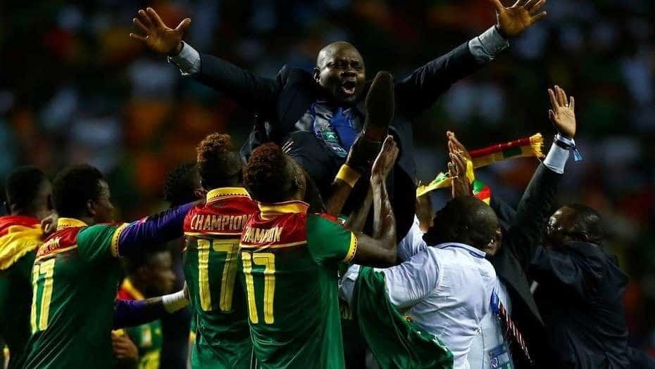 El equipo campeón de la copa de África 2017
