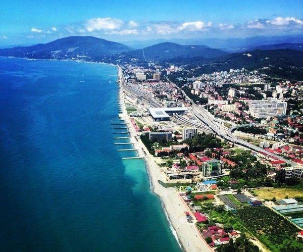 Que visitar en Sochi; Lugares que ver en Sochi; Sitios que recorrer en Soch
