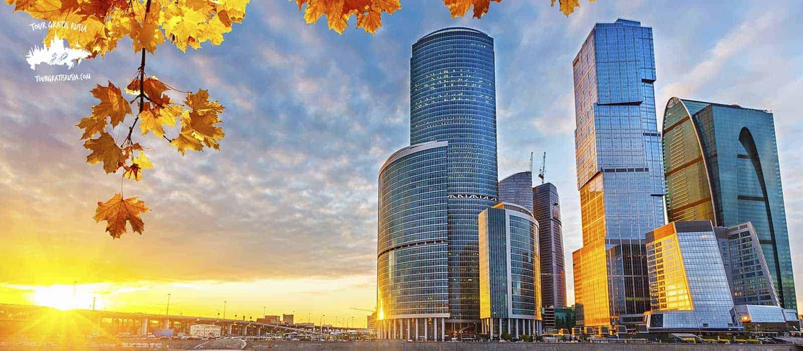 Tour 4 días en Moscú