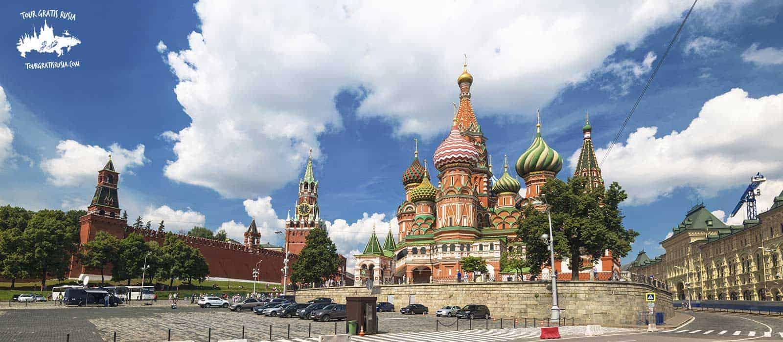 Tour 2 días en Moscú
