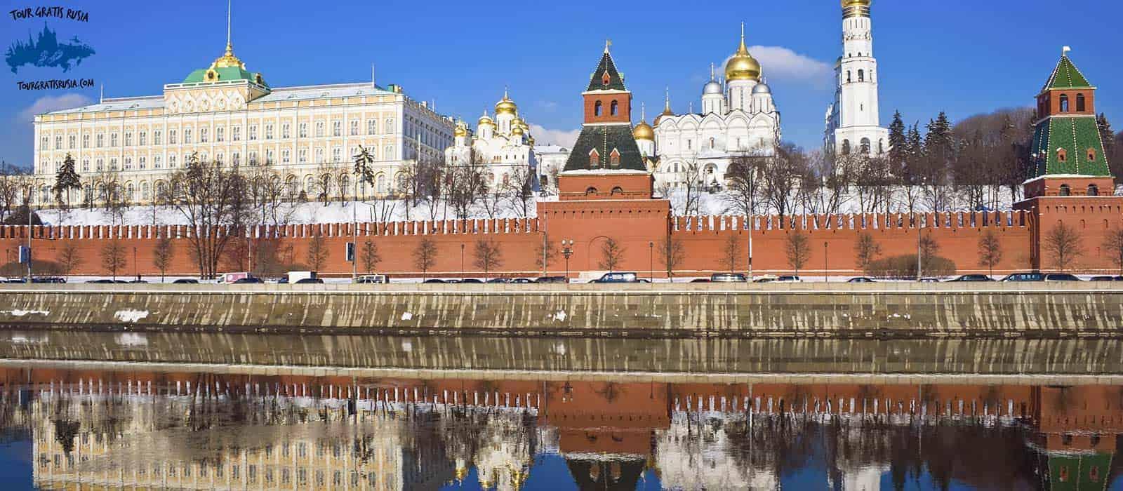 Tour 5 días en Moscú