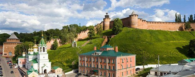 Conocer Nizhny Novgorod en 2 días; Visitar en 2 días Nizhny Novgorod; Excursionar 2 días en Nizhny Novgorod