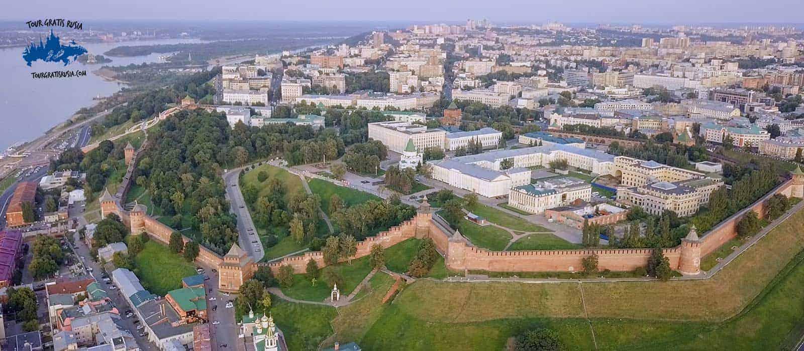 Tour 2 días en Nizhny Novgorod