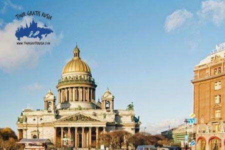 Recorrer en 1 día San Petersburgo; Que visitar en San Petersburgo en 1 día; Tour de 1día enSan Petersburgo