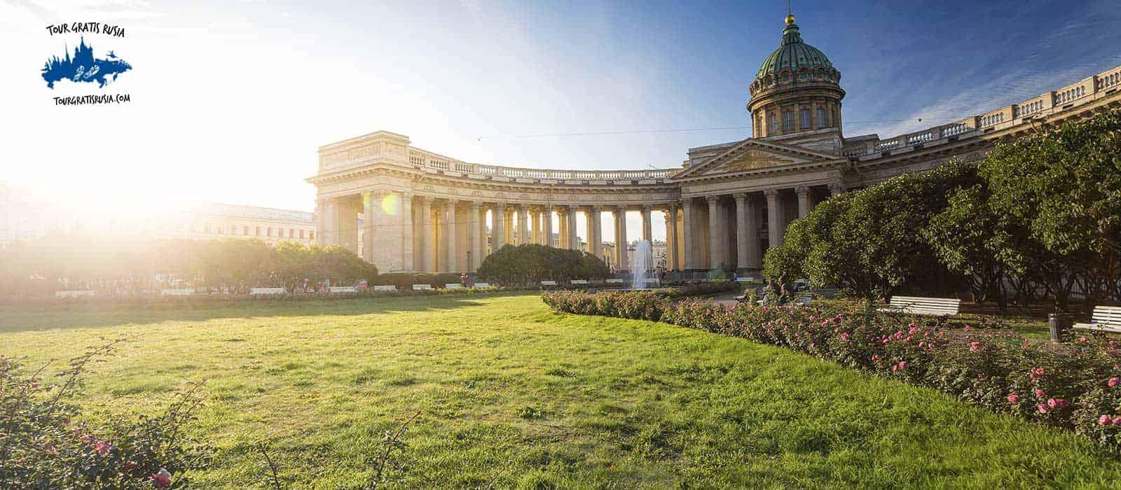 Tour 4 días en San Petersburgo