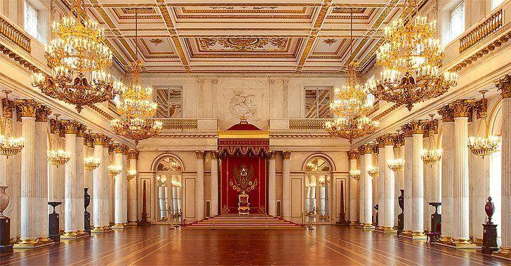 Conocer el Hermitage en San Petersburgo; Visitar el Hermitage en San Petersburgo; Que ver en el Hermitage en San Petersburgo
