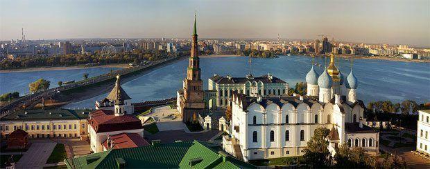 Hacer excursión de 1 día en Kazán; Lugares que ver en Kazán en 1 día; Que visitar en Kazán en 1 día