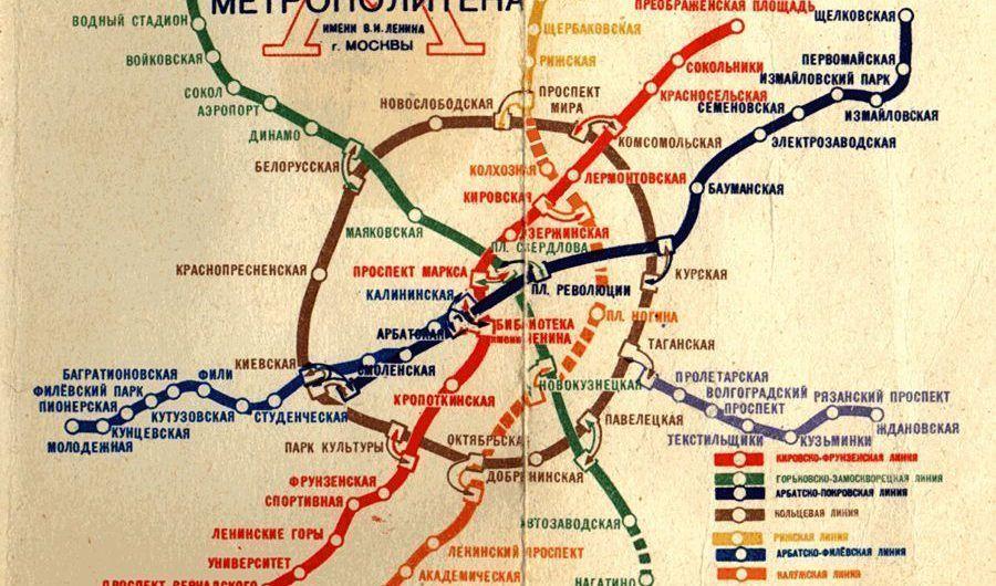 Conocer el metro de Moscú; Visitar el metro de Moscú; Que ver en el metro de Moscú