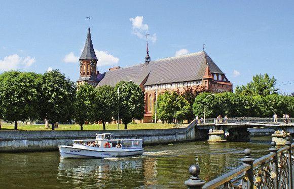 Hacer excursión guiada en Kaliningrado; Que ver en Kaliningrado; Lugares para visitar en Kaliningrado