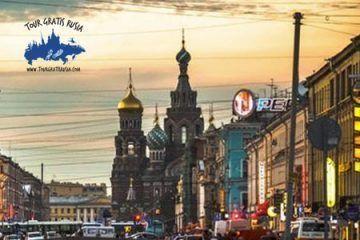 Recorrer en 2 días San Petersburgo; Que visitar en San Petersburgo en 2 días; Tour de 2días enSan Petersburgo