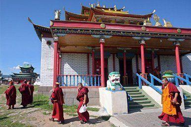 Sobre el Budismo en Rusia