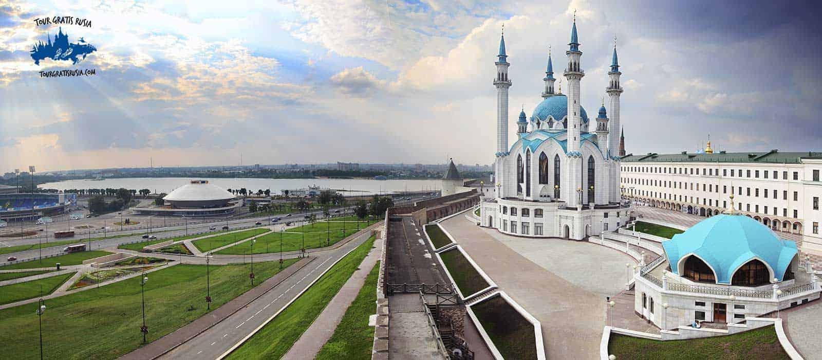 Tour 2 días en Kazan