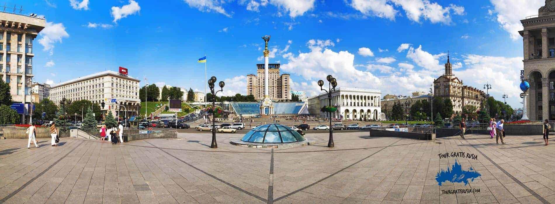 Tour free en Kiev en español