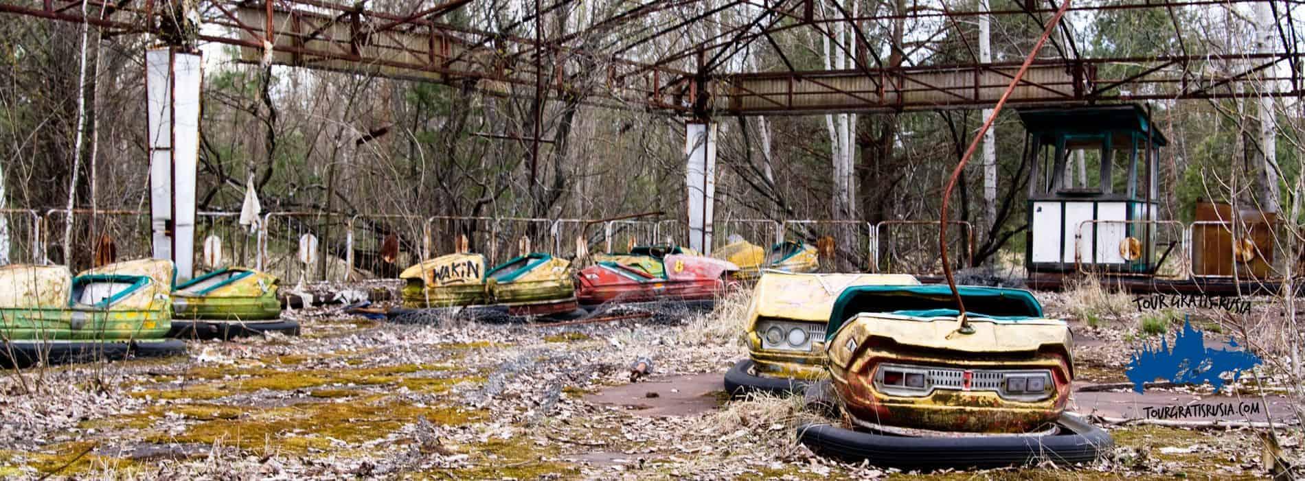 Tour a Chernobil en Kiev