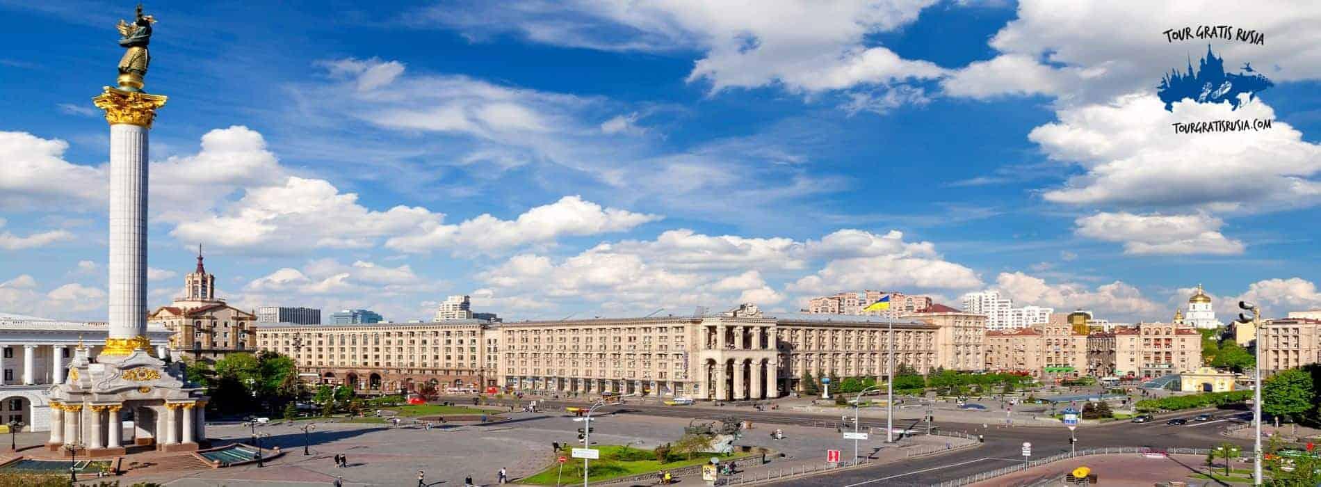 Tour centro histórico de Kiev