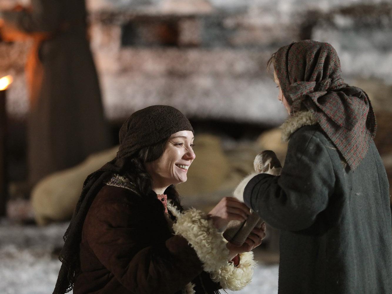 Fotograma de la película en serie de Yegor Anashkin