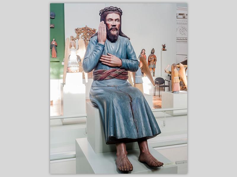 Cómo esculpieron los dioses de Perm