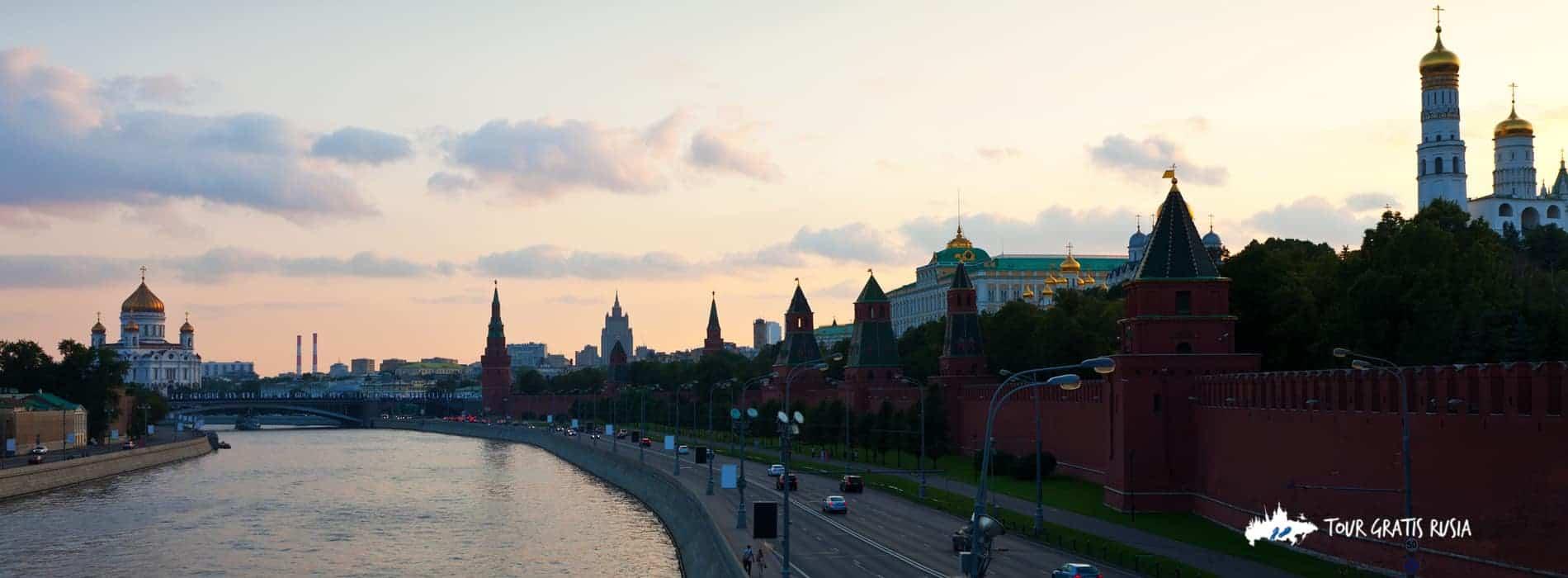 Tour explicativo del Kremlin de Moscú