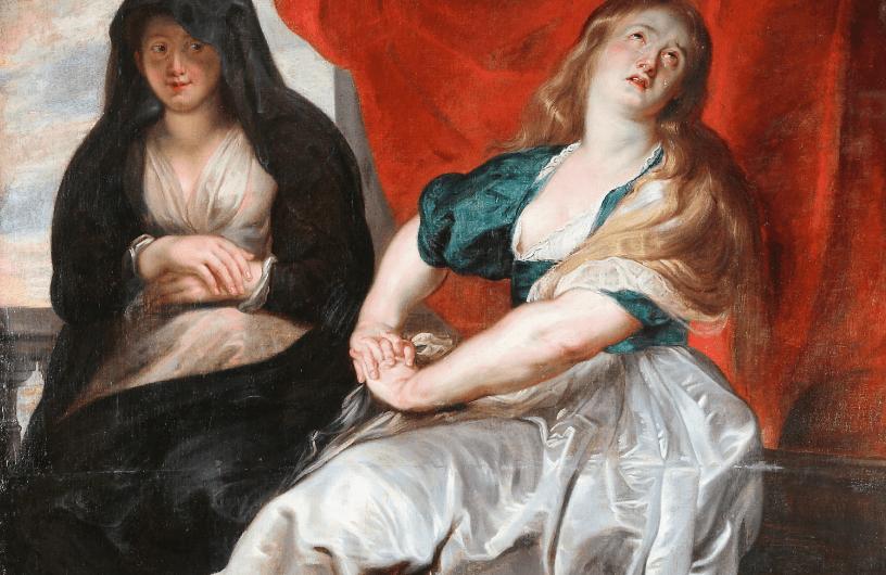 Cómo las pinturas de Rubens, Van Dyck y Jordaens terminaron en un pequeño pueblo de los Urales