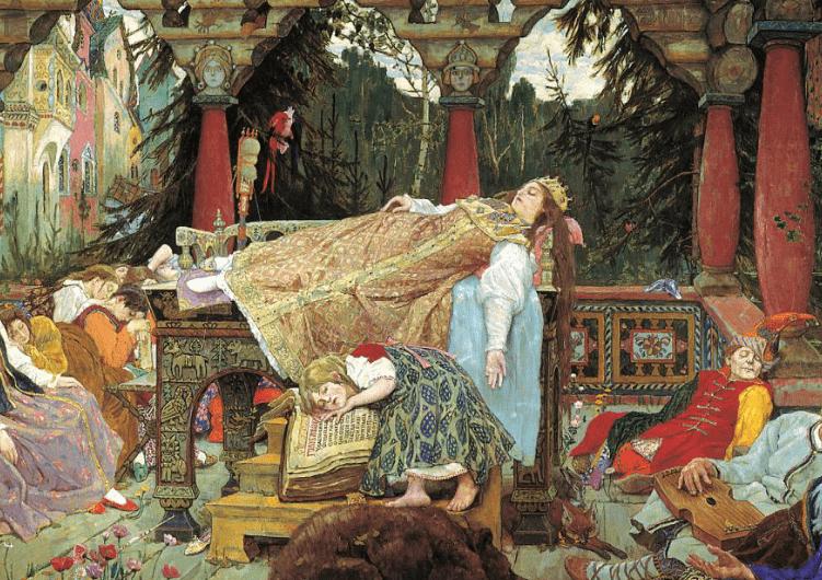 """""""El sueño no dura, no sueles dormir"""": dormir en el folklore eslavo"""