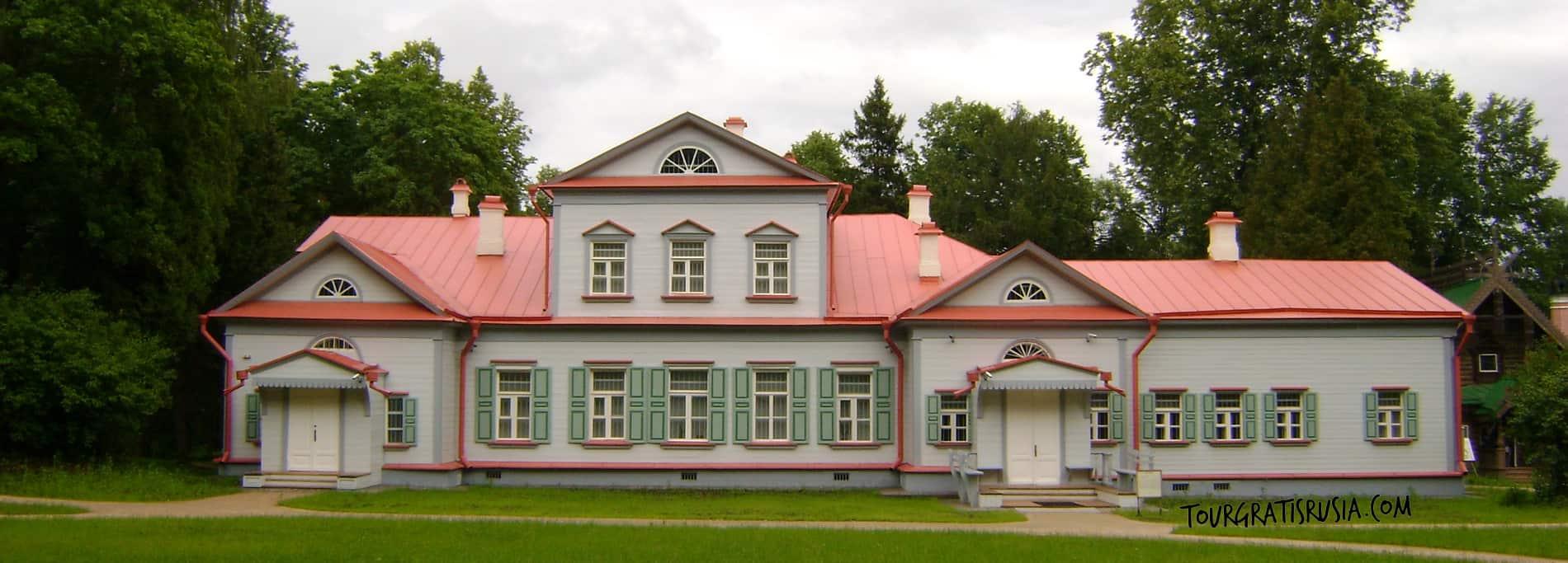 Tour camino entre Moscú y Sergiev Posad