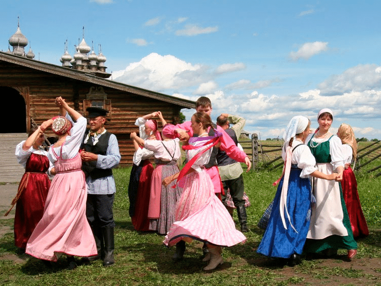 Rusia original: Livviki